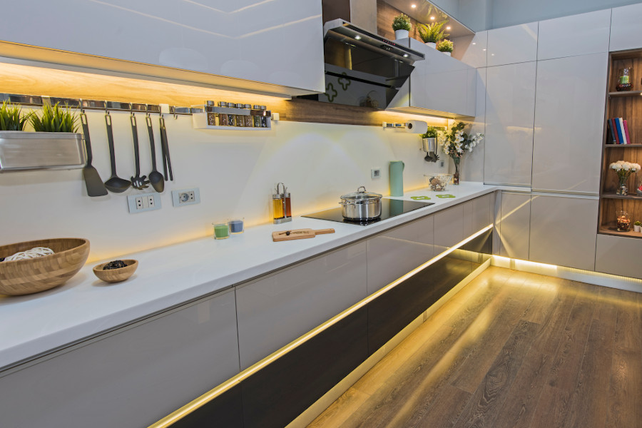 Kitchen decorative LED lighting Empreo-lab