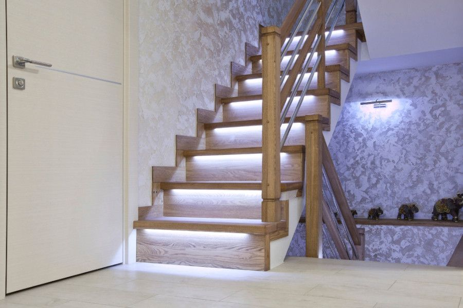 Stairs LED lighting Empreo-lab