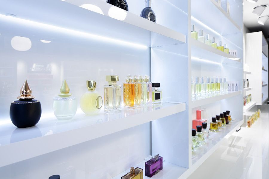 Decorative accent commercial LED lighting Empreo-lab