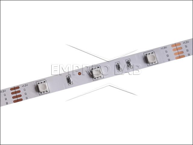 1_LED Strip RGB 5050-150 12VDC Empreo-lab