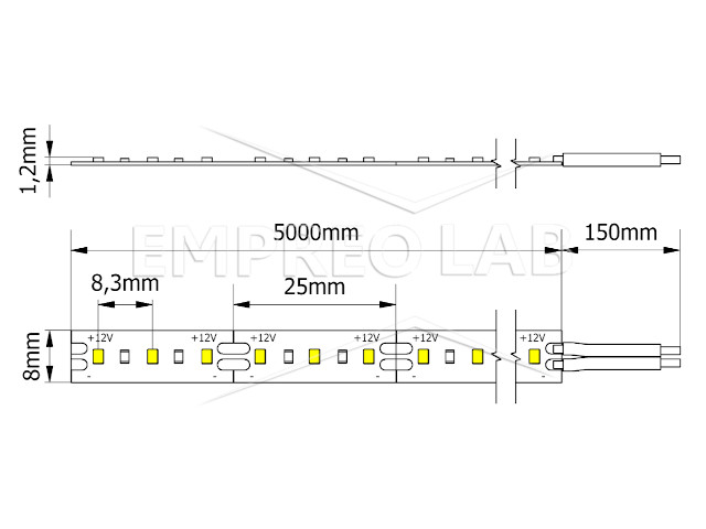4_LED strip 2216-600 CRI90_Empreo-lab