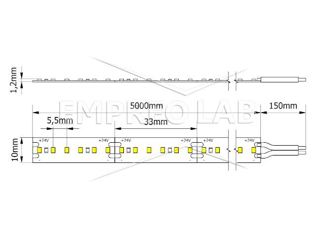 4_LED strip 2216-900 CRI90_Empreo-lab