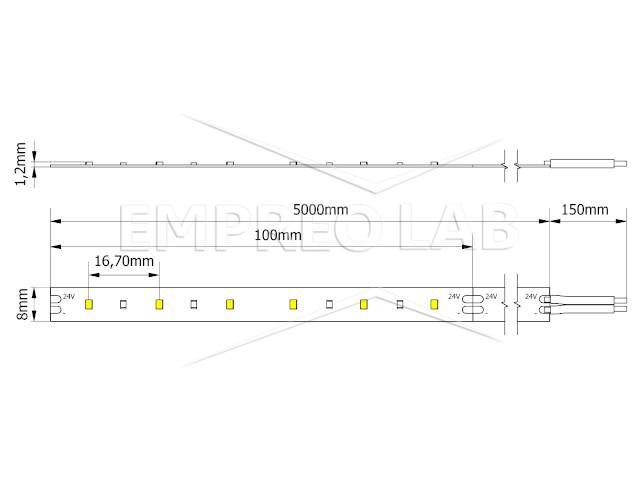 5_LED strip 2216-300-24V CRI90_Empreo-lab