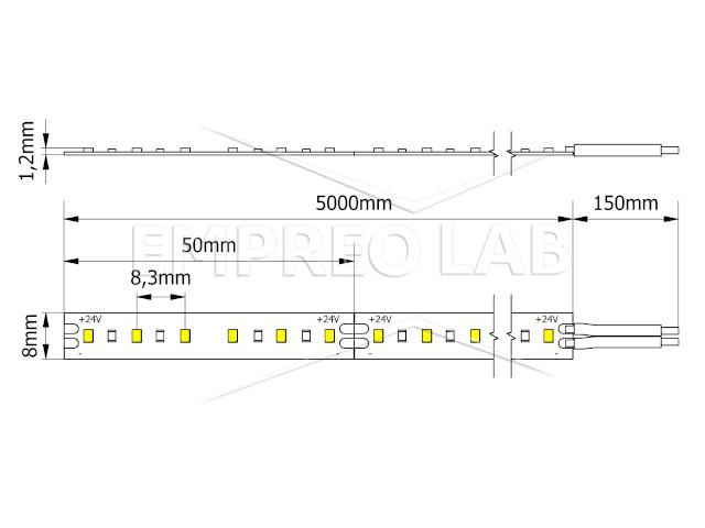 5_LED strip 2216-600 CRI90_Empreo-lab