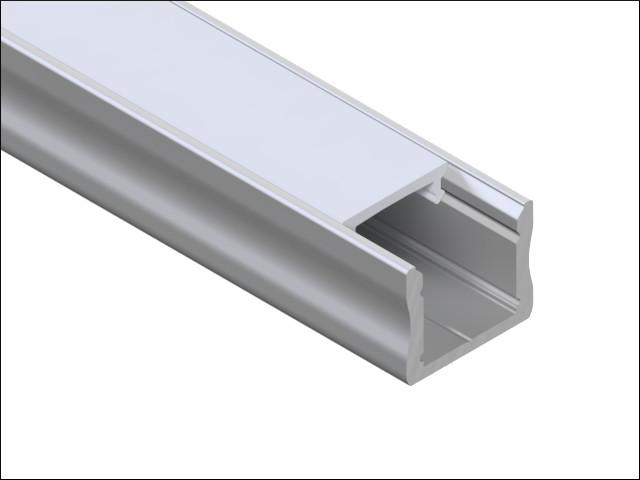 Alumininium decorative LED profile E14 Empreo-lab