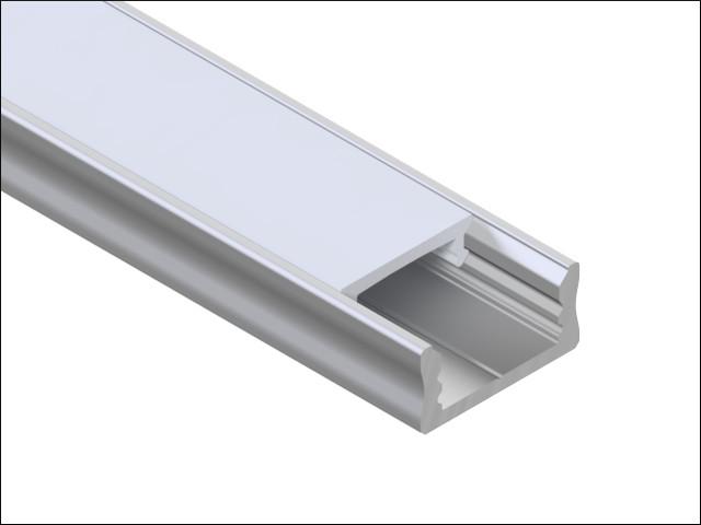 Alumininium decorative LED profile E8 Empreo-lab