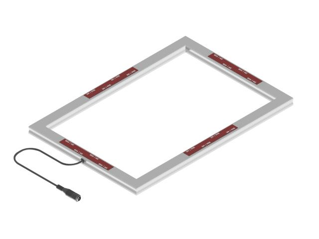 LED frame furniture DC cable adhesive mounting tape Empreo-lab